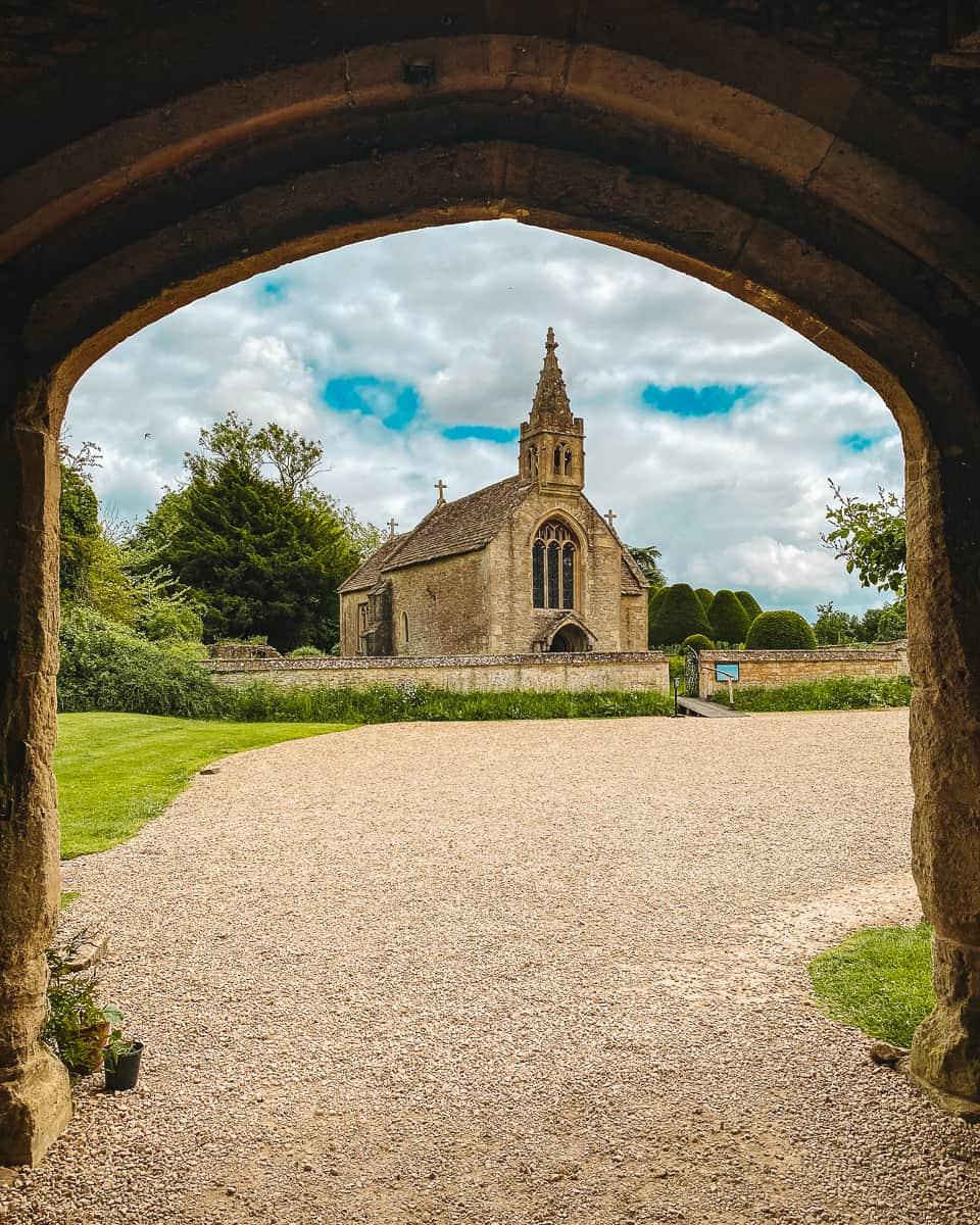 All Saints Parish Church Great Chalfield Manor