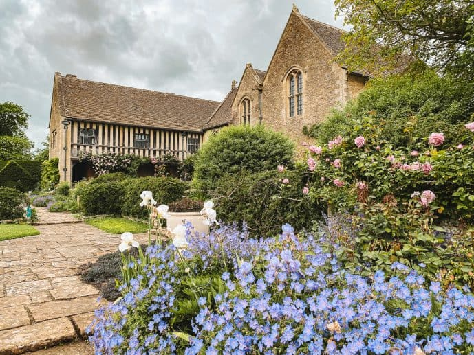 Great Chalfield Manor Gardens