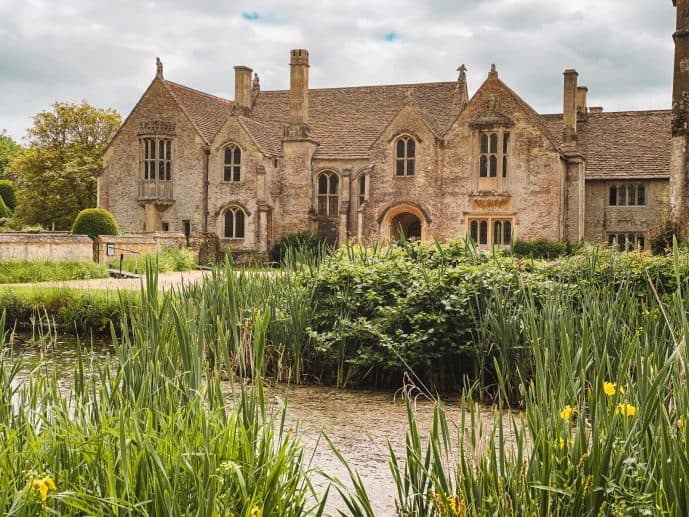 Great Chalfield Manor Wiltshire Poldark's Killewarren