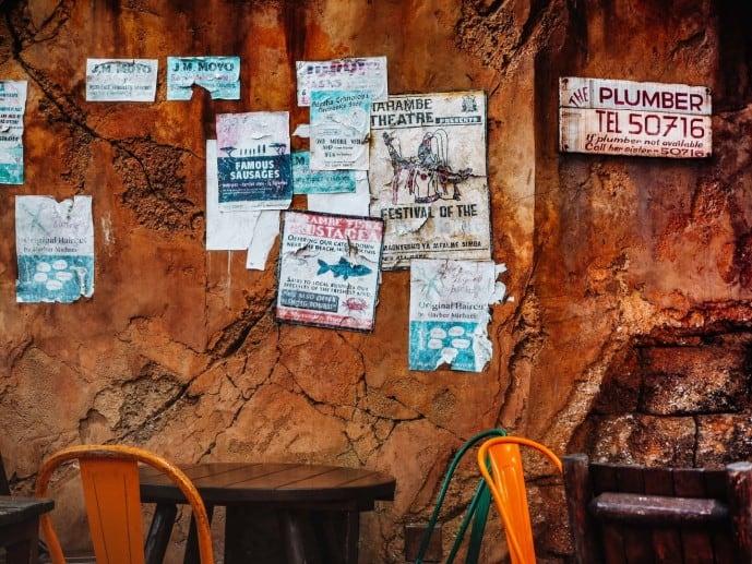harambe market disney walls