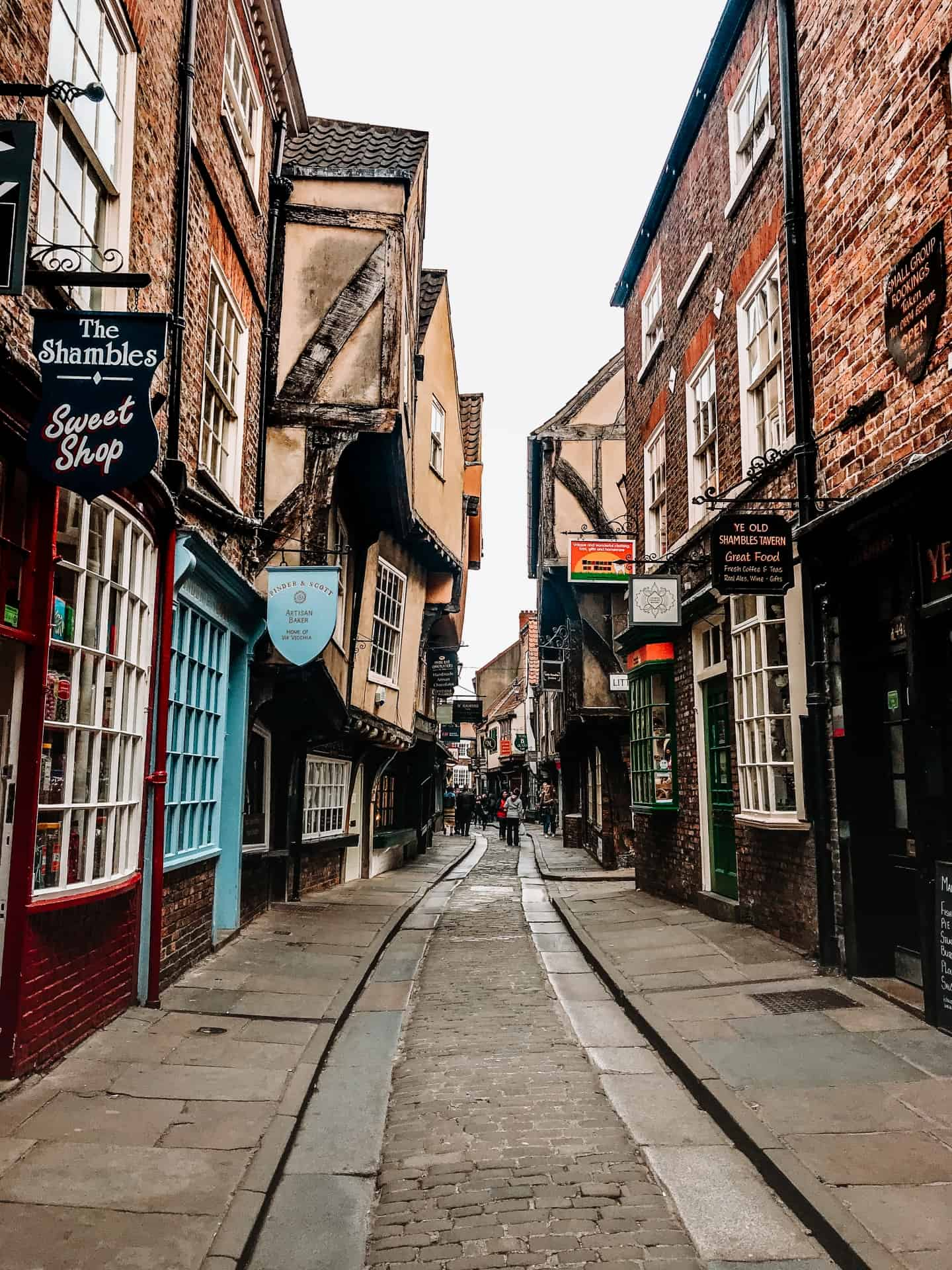 harry potter in york