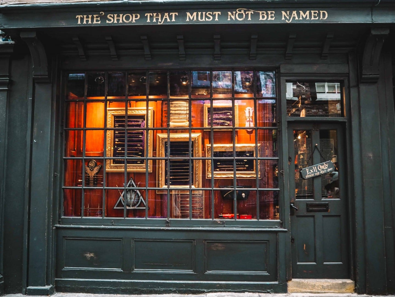 harry potter in york