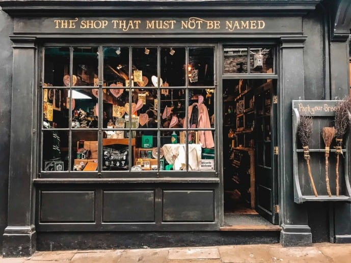 harry potter york - The Shop That Must Not Be Named
