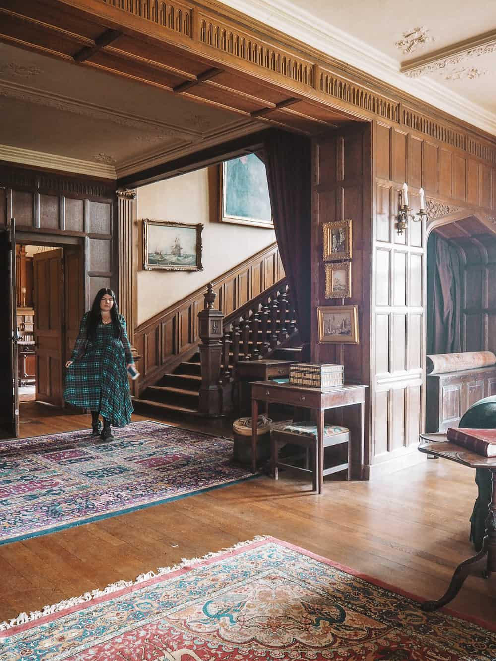 Hunterston House Outlander location