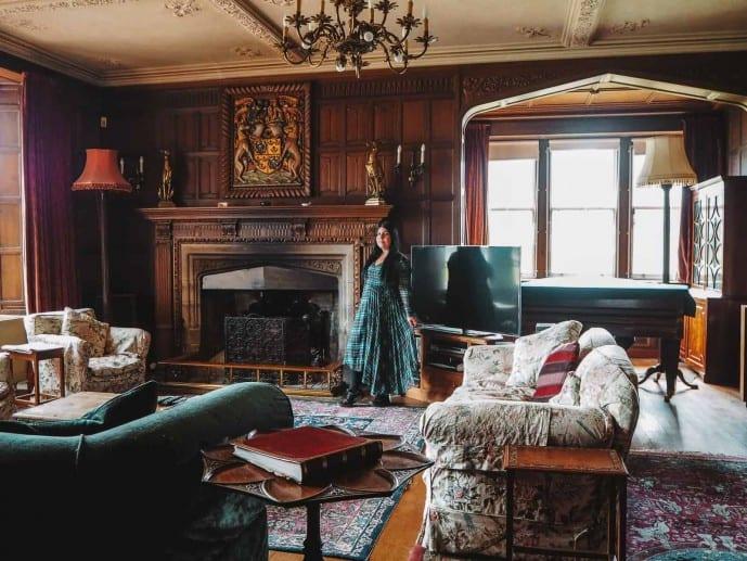 Hunterston House Outlander