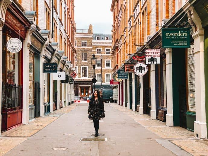 Harry Potter Cecil Court London