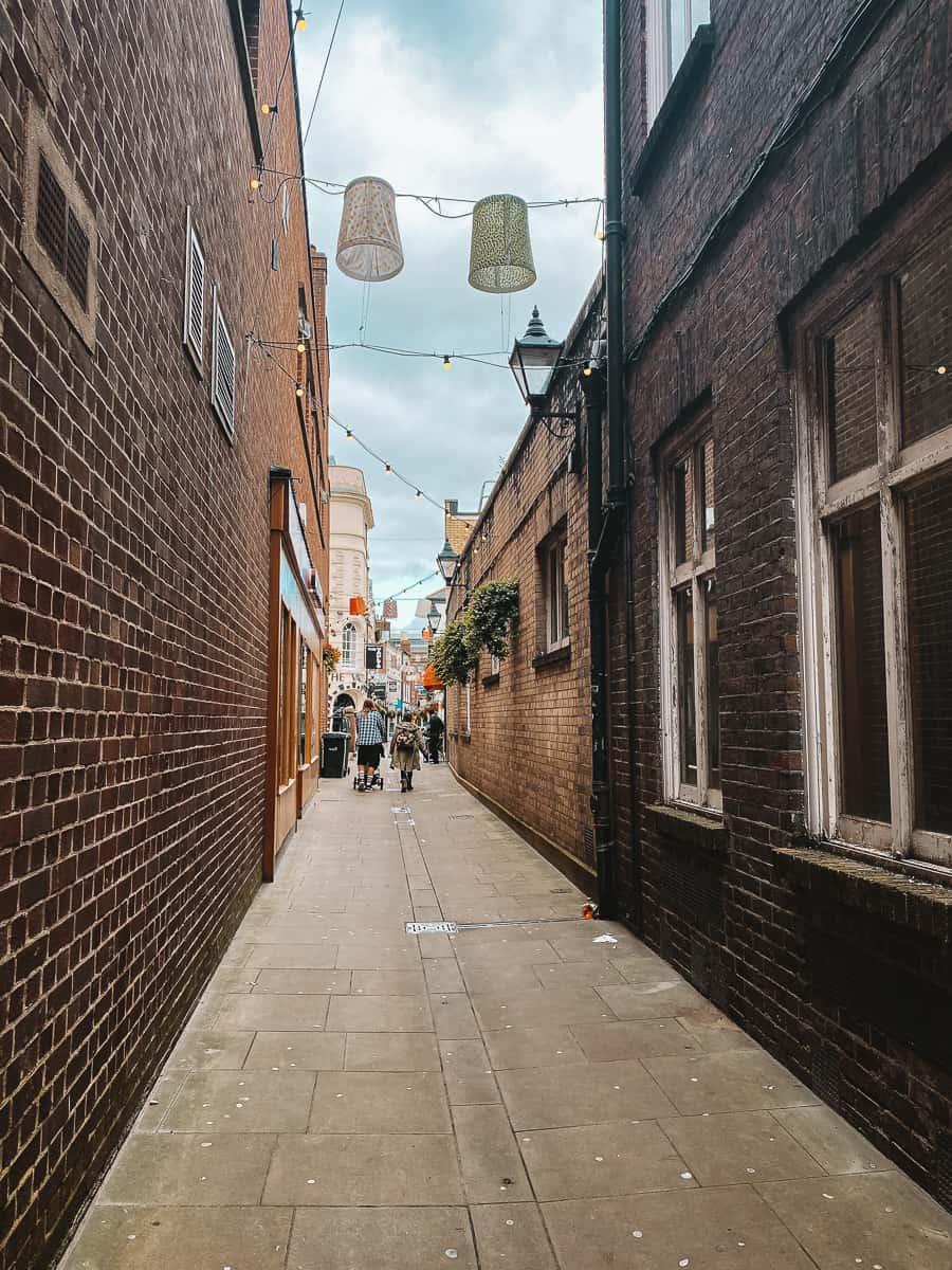 Knockturn Alley Exeter Harry Potter