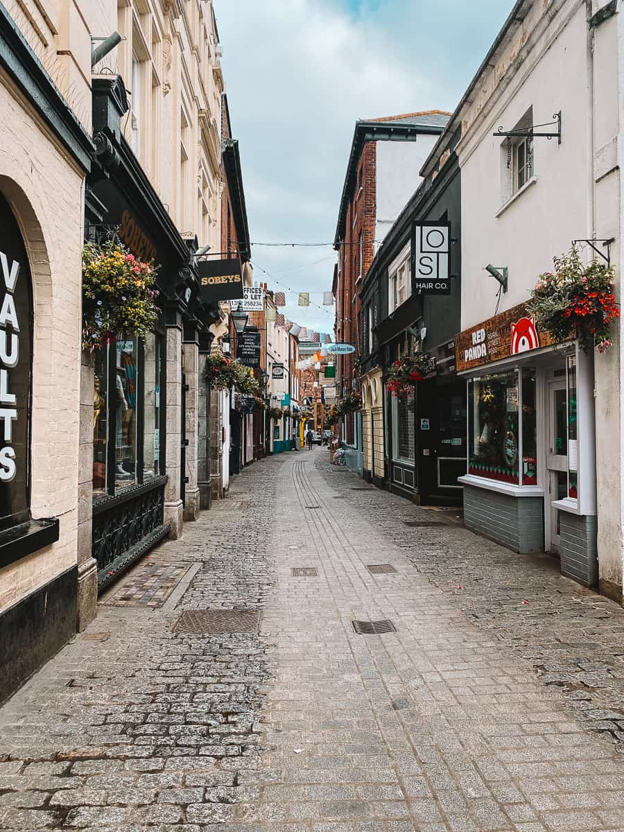 Diagon Alley Gandy Street Exeter