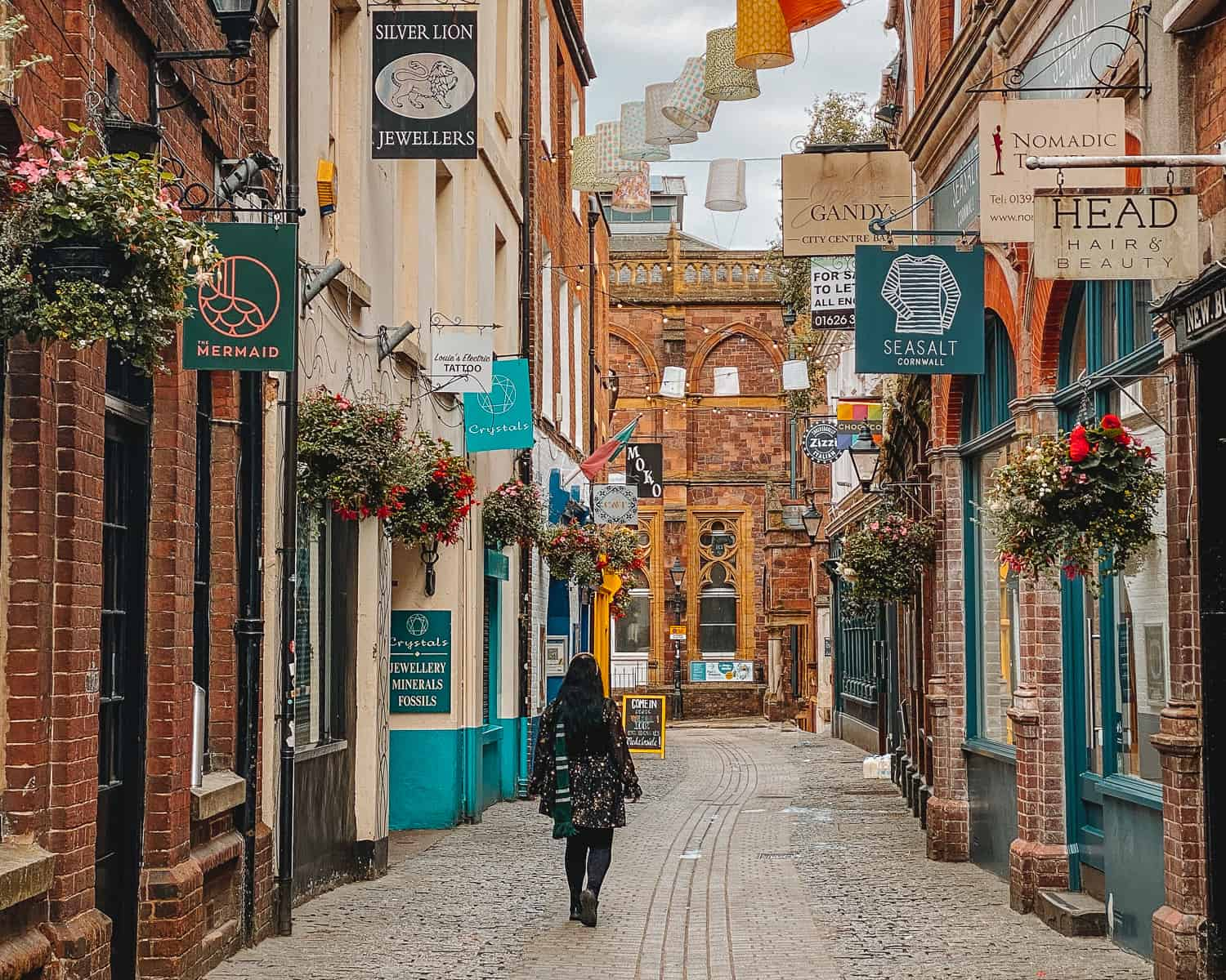 Harry Potter Diagon Alley Gandy Street Exeter