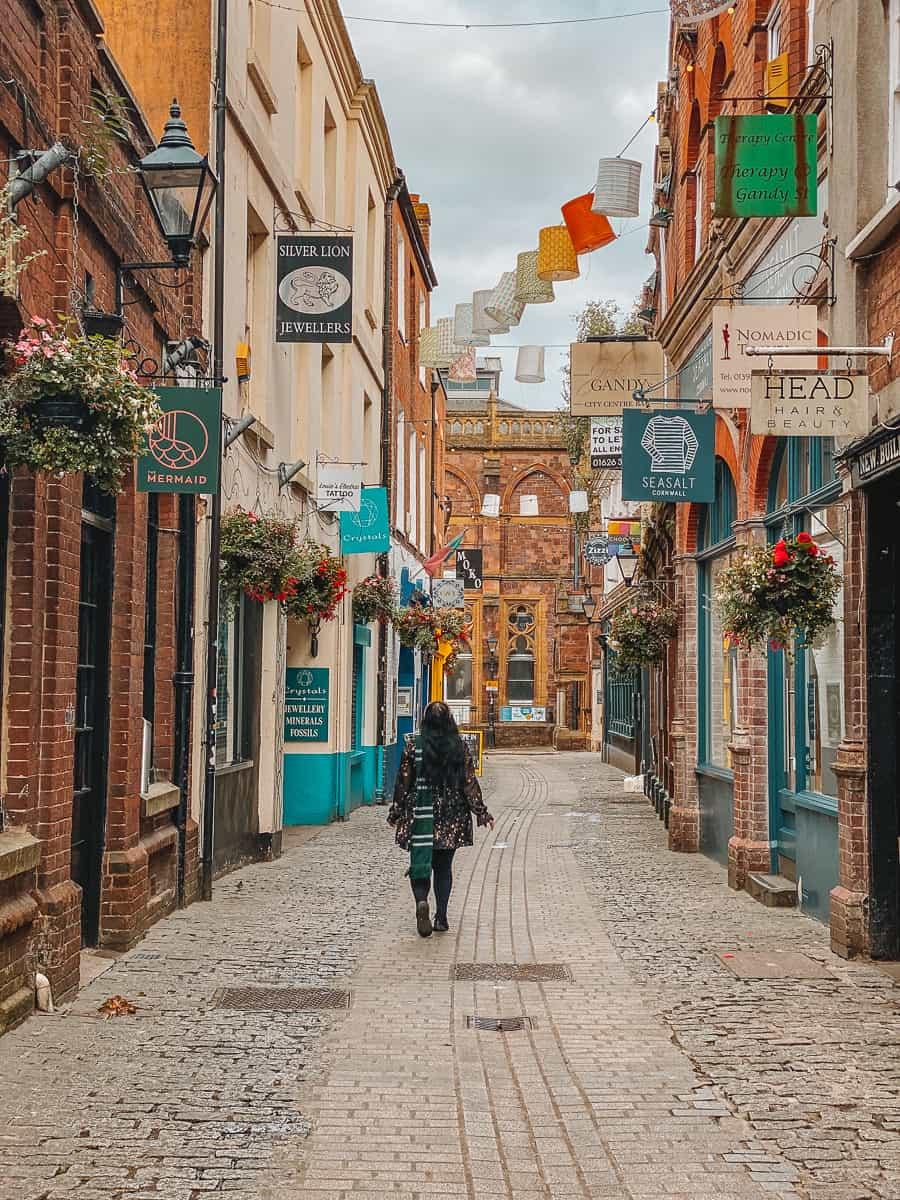Harry Potter Gandy Street Diagon Alley