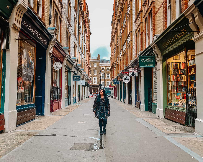 Harry potter Cecil Court London Diagon Alley