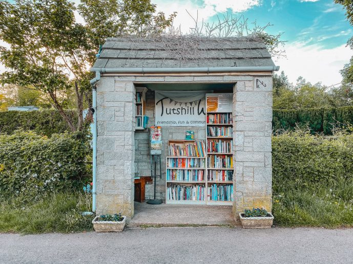Tutshill community Book swap