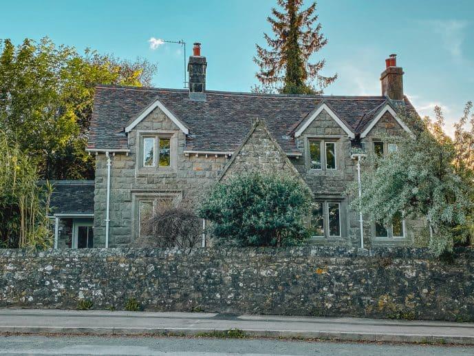 Church Cottage Tutshill