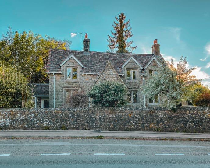 Tutshill Church Cottage J. K. Rowling Childhood home