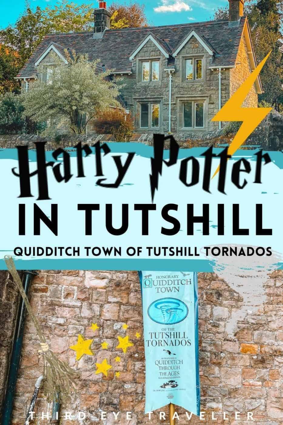 Harry Potter Tutshill Tornados Quidditch Town