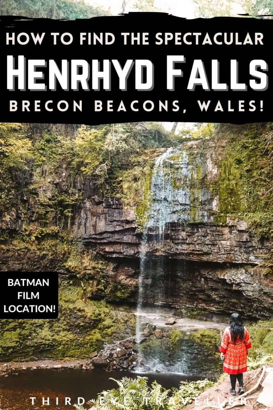 How to Visit Henrhyd Falls Brecon Beacons