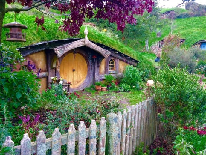 tips for Hobbiton Movie Set New Zealand