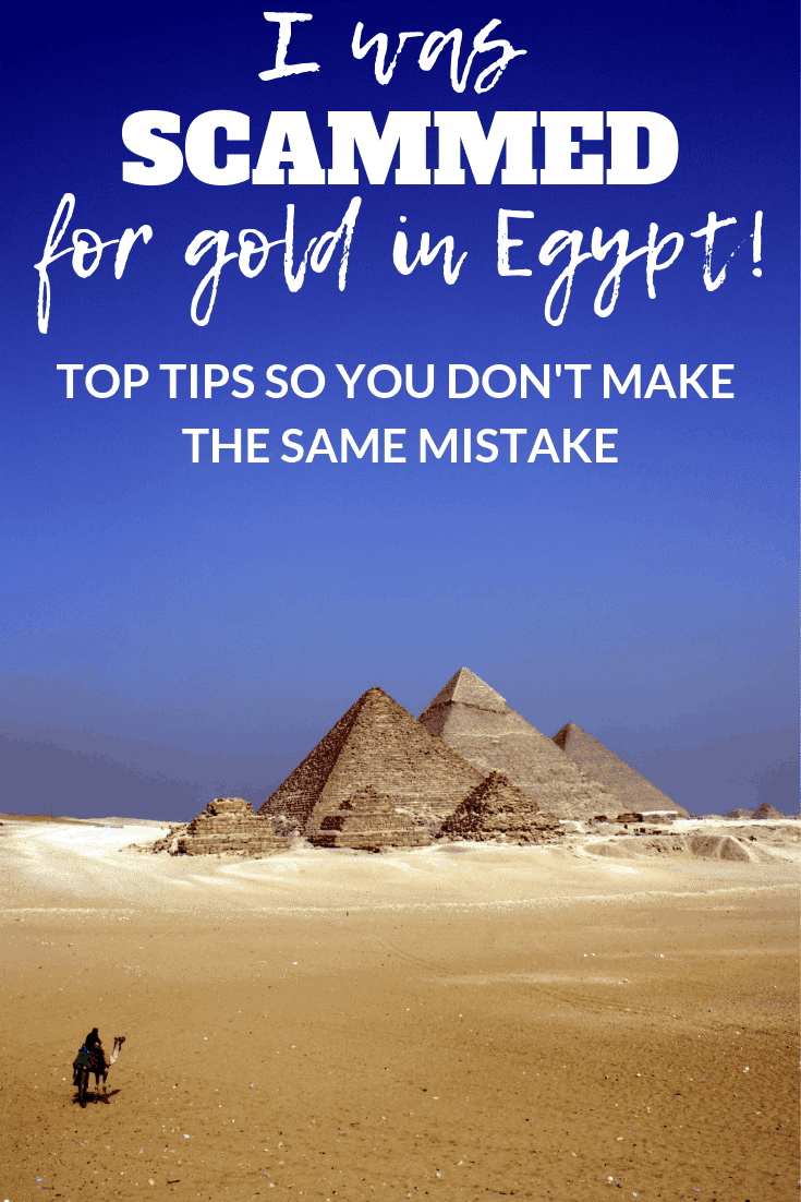 buying gold in egypt