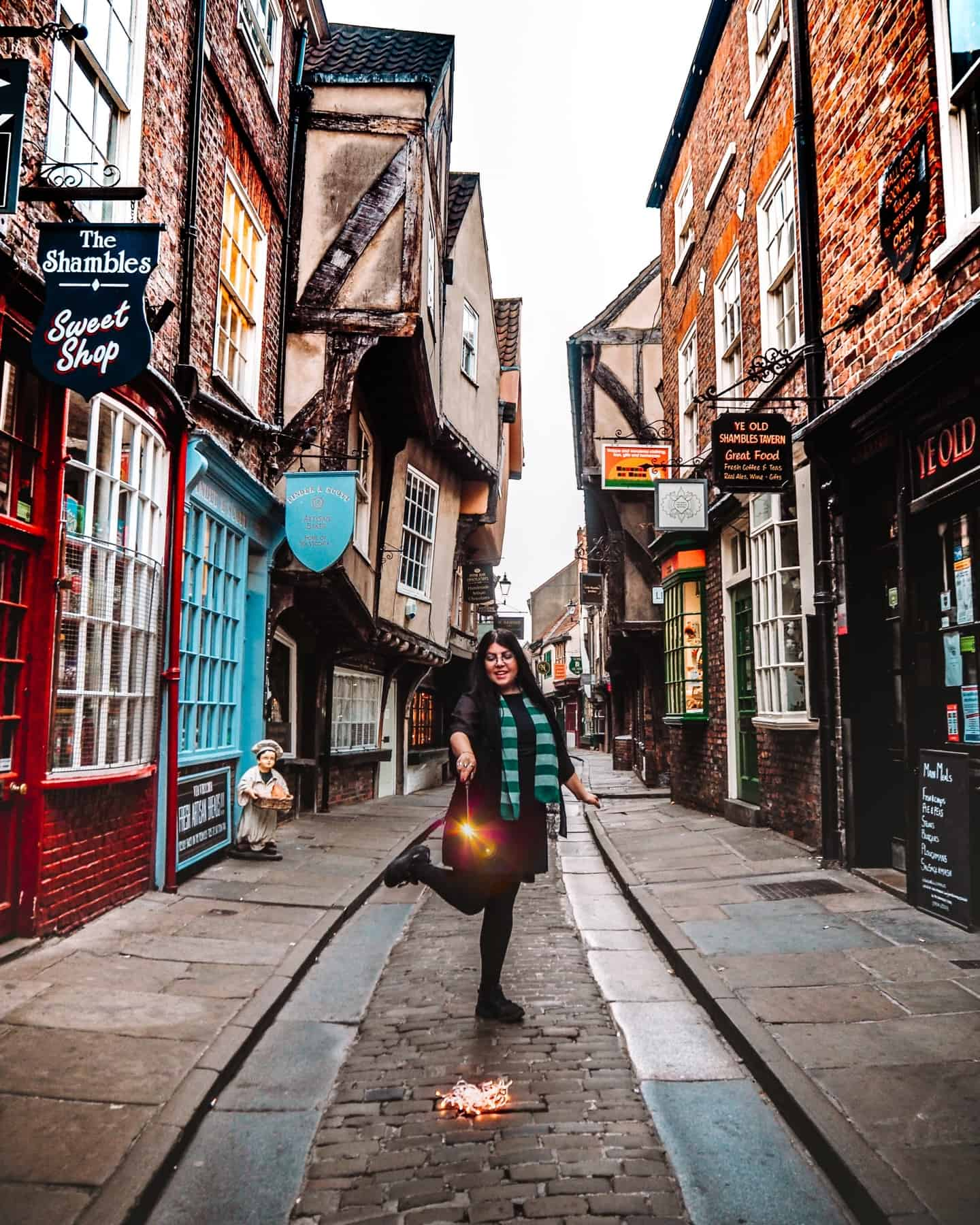 harry potter york