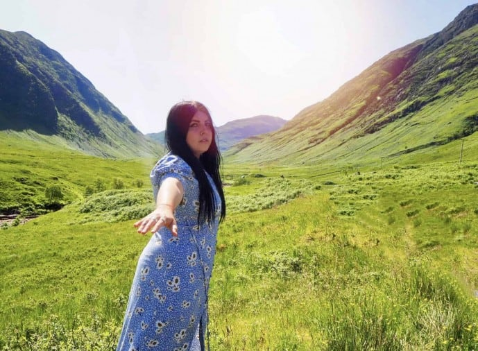 Where is Outlander filmed? Glencoe Outlander