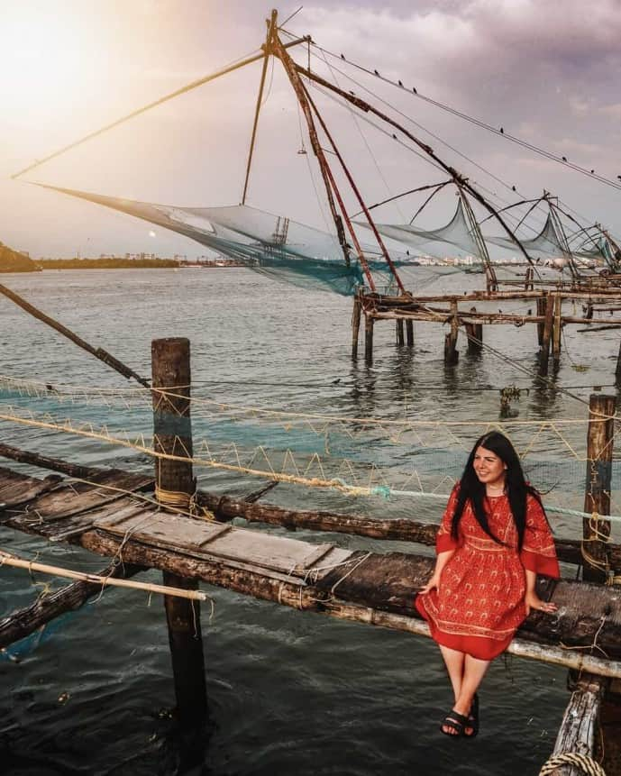 Chinese Fishing Nets Fort Kochi | Things to do in Fort Kochi