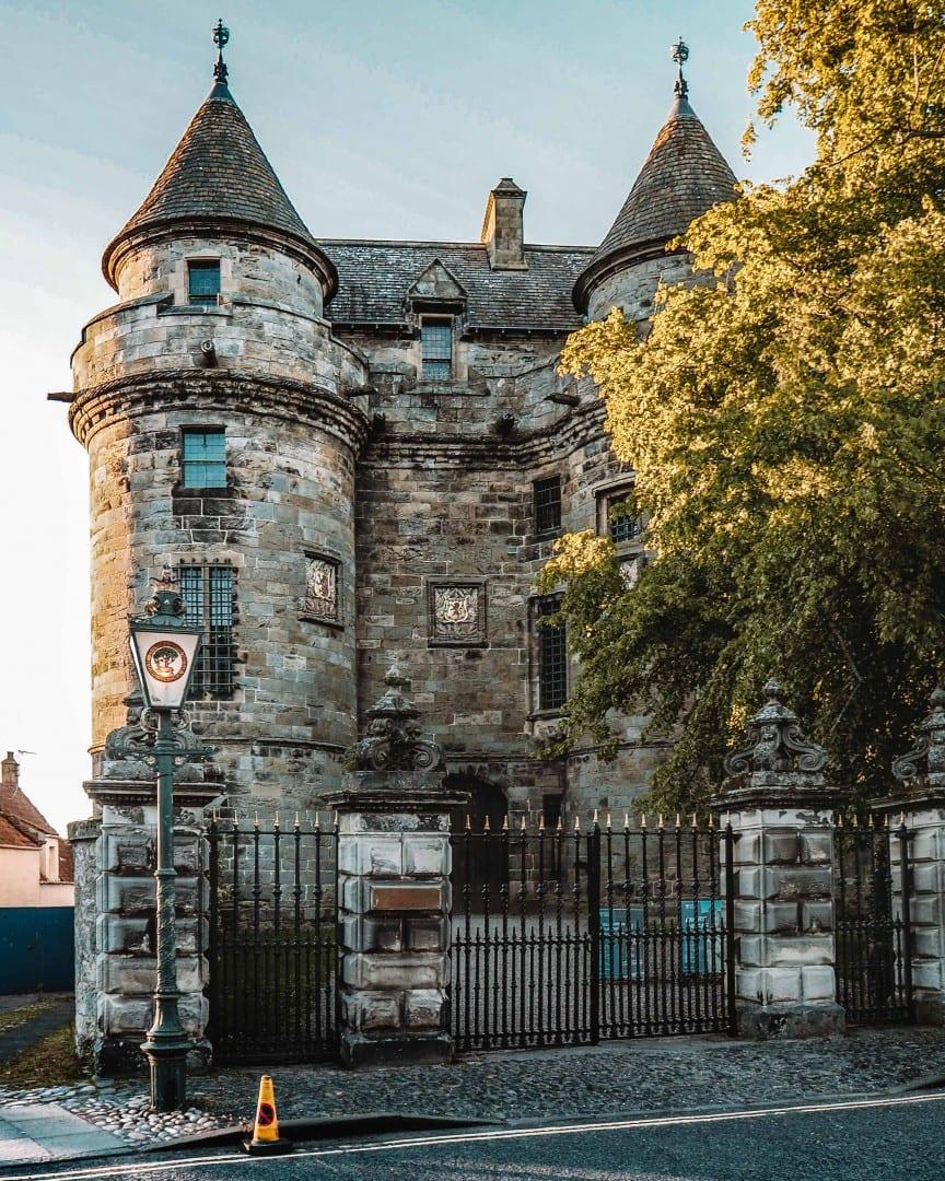 falkland outlander inverness