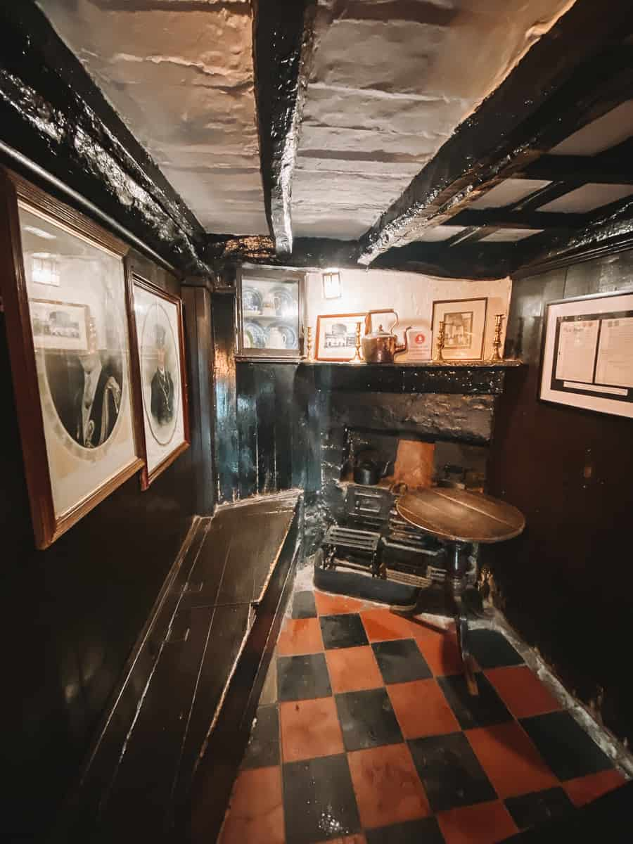Inside the Smallest House in Britain