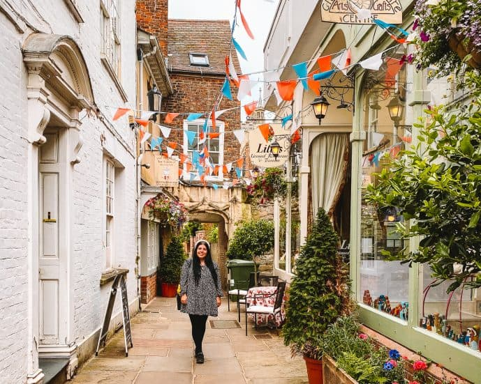 Instagrammable places in Gloucester photography guide