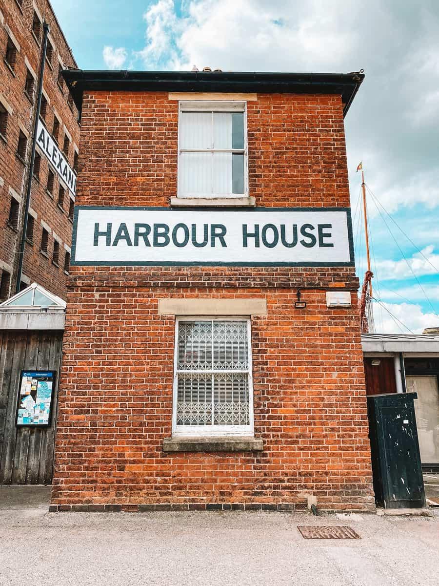 Harbour House Gloucester Docks