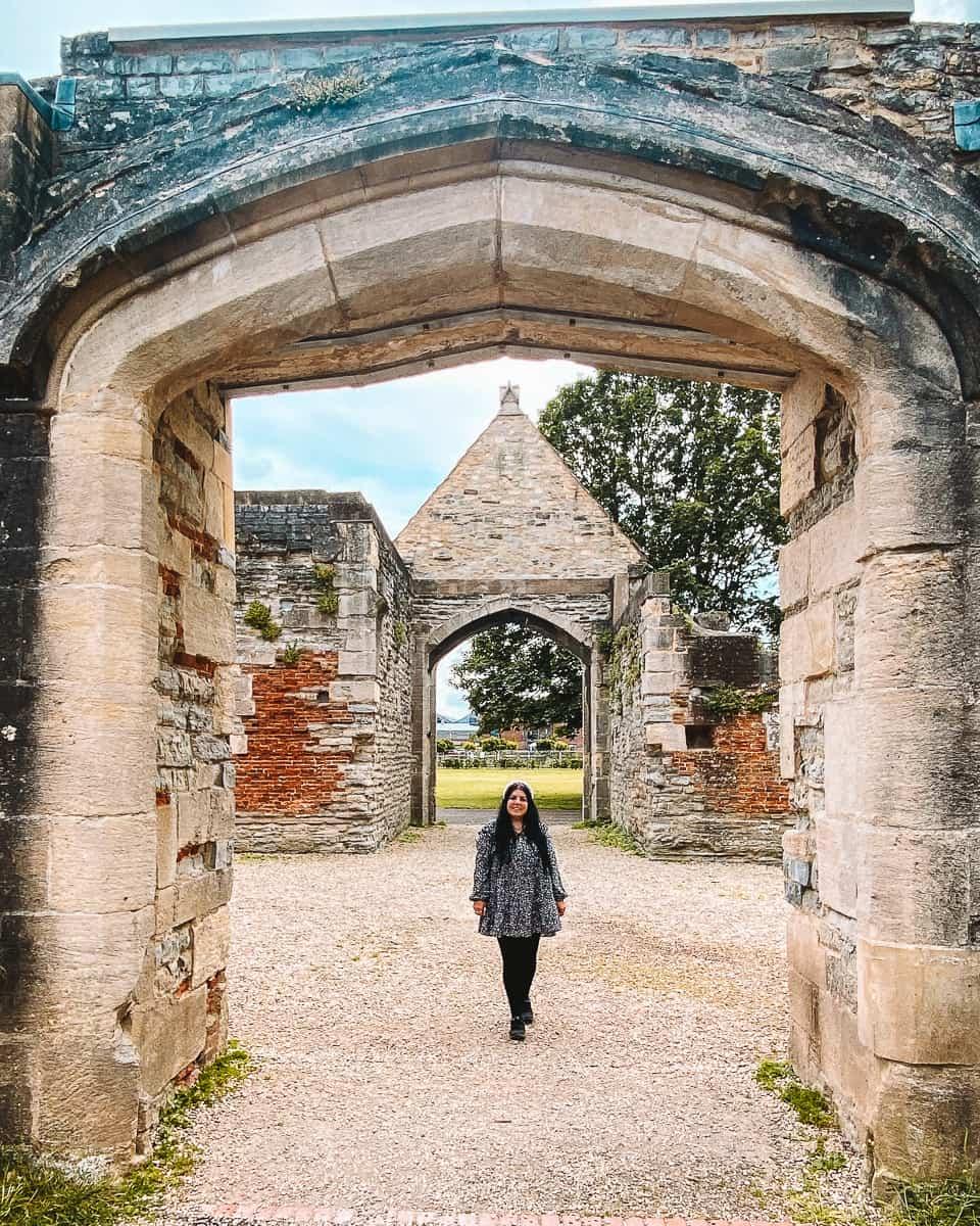 Llanthony Secunda Priory Gloucester