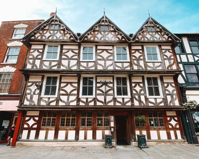 Robert Raikes' House Gloucester