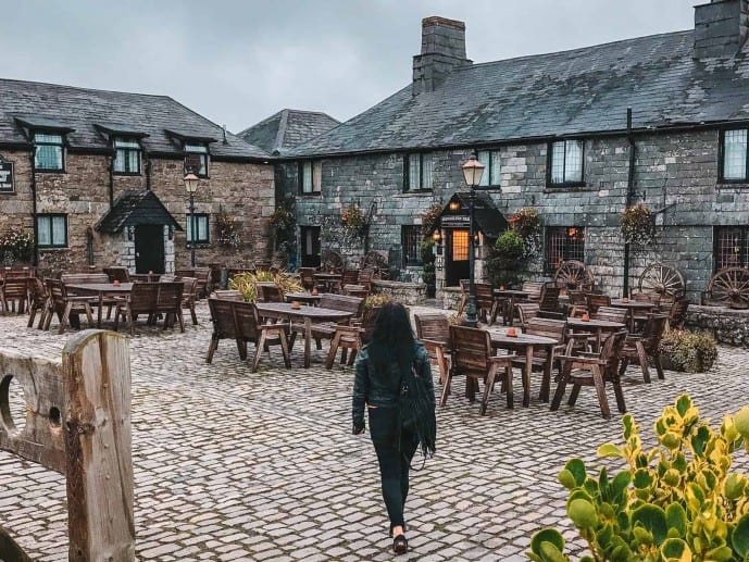 The Jamaica Inn haunted