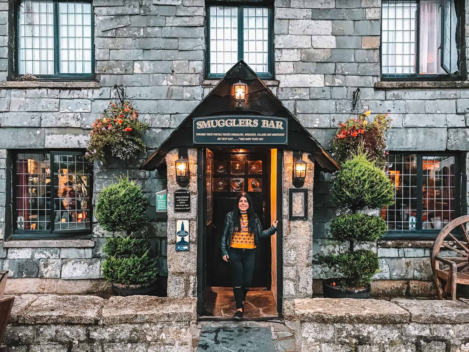 The Jamaica Inn Cornwall