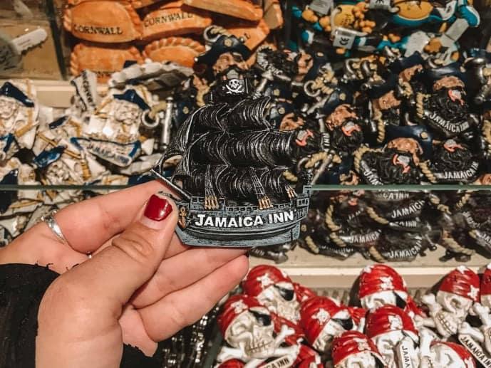 Jamaica Inn gift shop