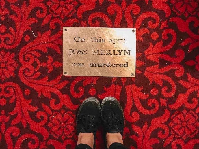 Joss Merlyn Murdered!