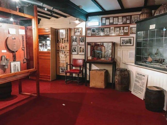 Smuggler's Museum Cornwall