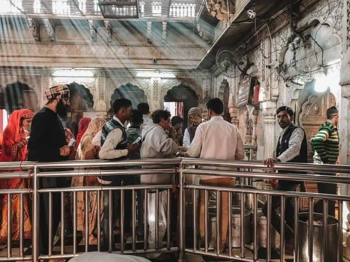 Karni Mata Temple | Rat Temple