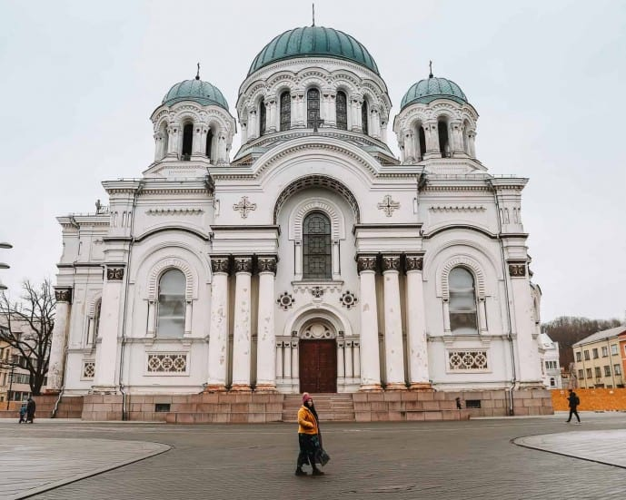 St. Michael the Archangel Church, Kaunas | Things to do in Kaunas