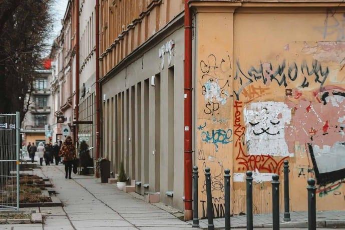 Kaunas Cat | Street Art In Kaunas