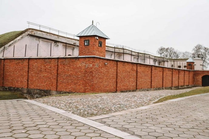 The Ninth Fort of Kaunas Fortress