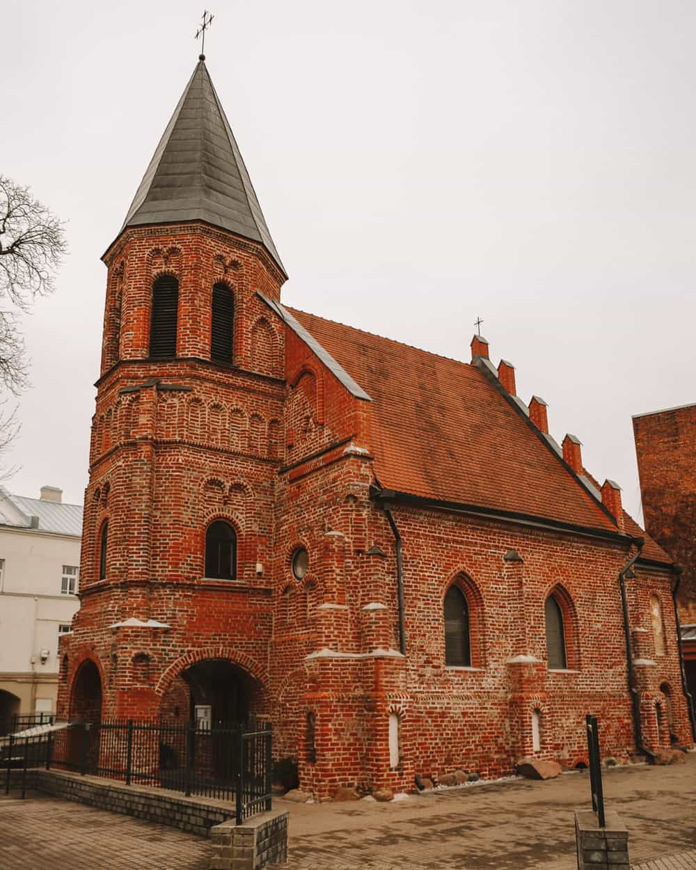 Church of St Gertrude, Things to do in Kaunas