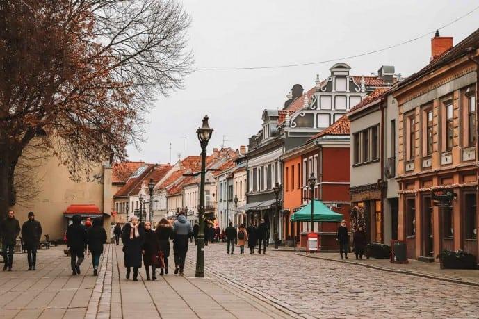 Kaunas Old Town | Things to do in Kaunas