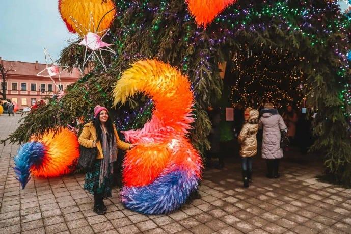 Kaunas in Winter | Kaunas at Christmas