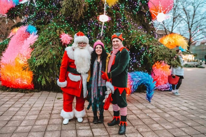 Kaunas Christmas Tree | Christmas in Kaunas