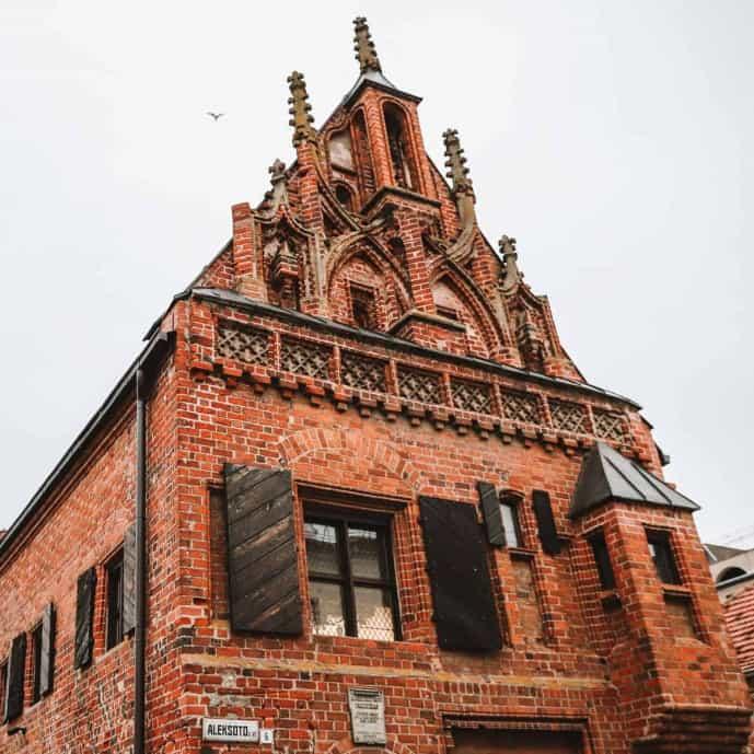 House of Perkunas Kaunas