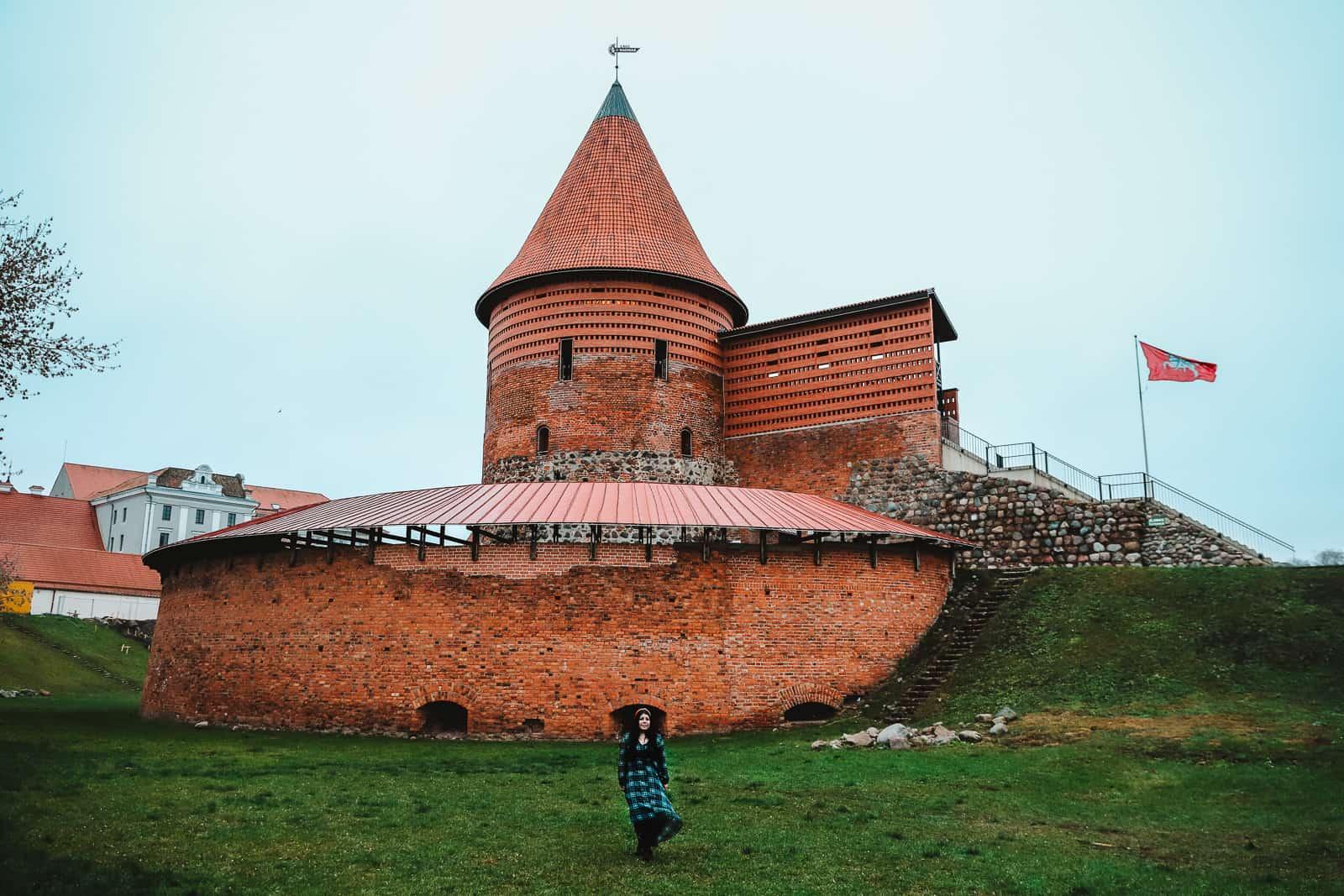 Kaunas Castle | Things to do in Kaunas Lithuania