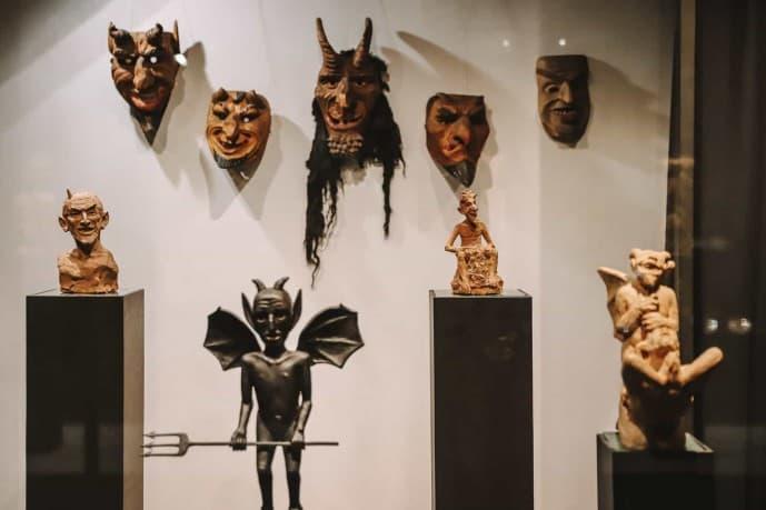Things to do in Kaunas | Kaunas Devil Museum