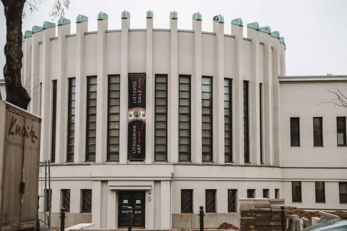 National M K Art Gallery Kaunas