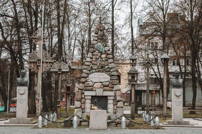 Kaunas Eternal Flame | Things to do in Kaunas