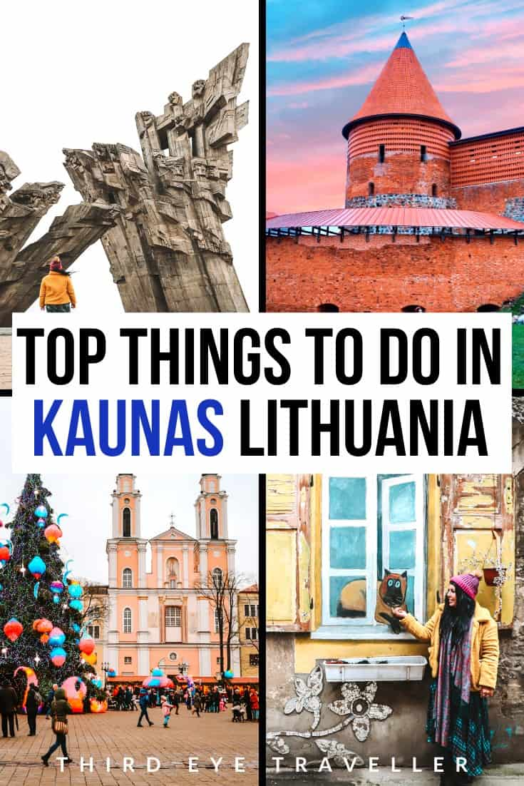 Best things to do in Kaunas Lithuania